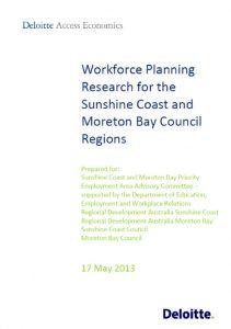 Workforce Planning Research, Deloitte Access Economics 2013